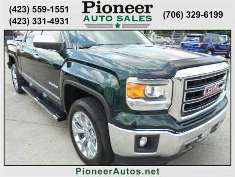 2014 GMC Sierra 1500 for sale at PIONEER AUTO SALES LLC in Cleveland TN