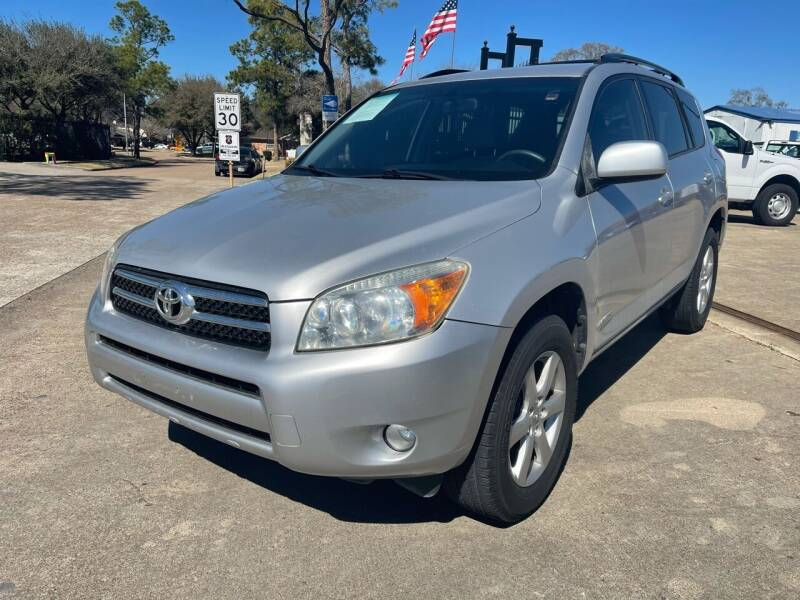 2008 Toyota RAV4 for sale at Newsed Auto in Houston TX