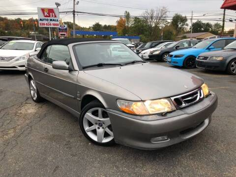 2003 Saab 9-3 for sale at KB Auto Mall LLC in Akron OH
