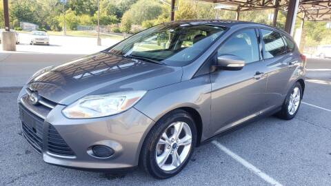 2013 Ford Focus for sale at Nationwide Auto in Merriam KS