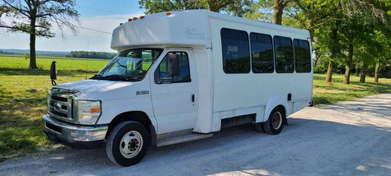 2009 Ford E-450 for sale at Allied Fleet Sales in Saint Charles MO