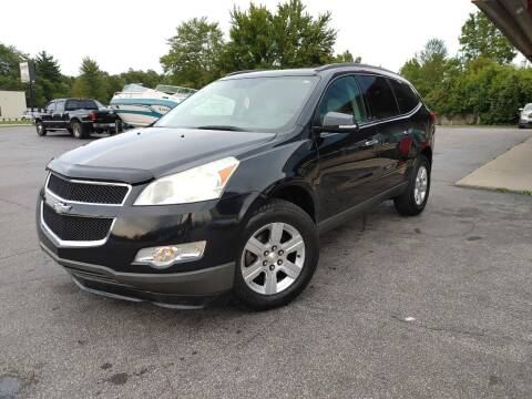 2011 Chevrolet Traverse for sale at Cruisin' Auto Sales in Madison IN