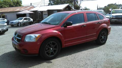 2007 Dodge Caliber for sale at Larry's Auto Sales Inc. in Fresno CA