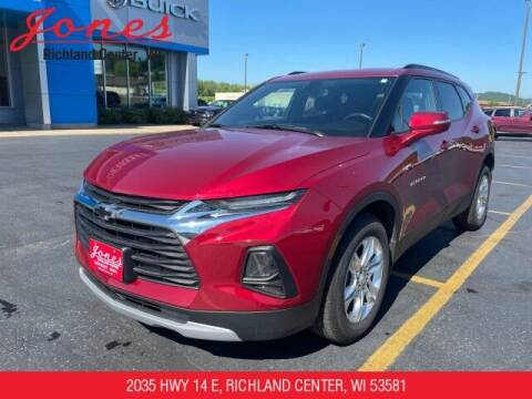 2019 Chevrolet Blazer for sale at Jones Chevrolet Buick Cadillac in Richland Center WI