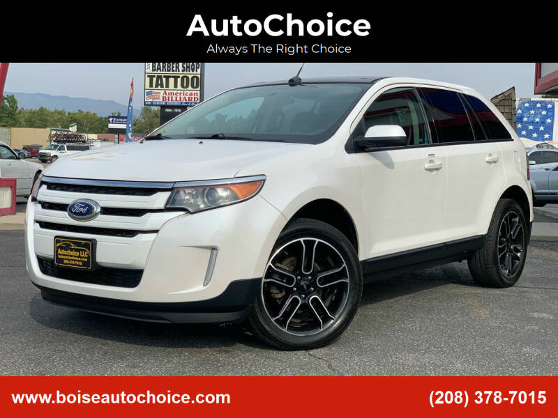 2014 Ford Edge for sale at AutoChoice in Boise ID
