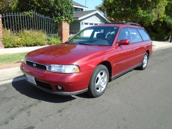 1996 Subaru Legacy for sale in Valley Village, CA