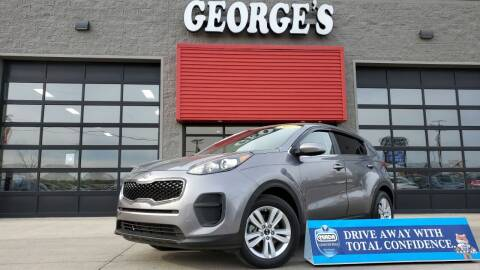 2017 Kia Sportage for sale at George's Used Cars - Pennsylvania & Allen in Brownstown MI