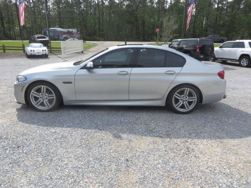 2014 BMW 5 Series for sale at Ward's Motorsports in Pensacola FL