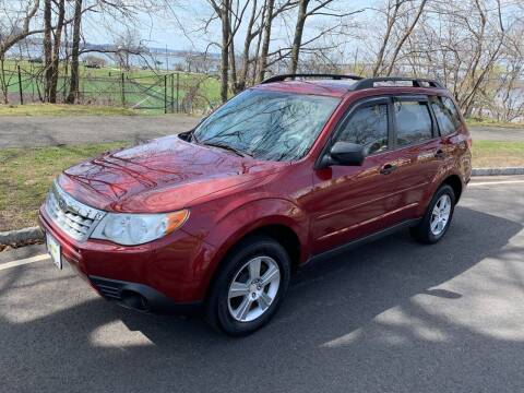 2011 Subaru Forester for sale at Crazy Cars Auto Sale in Jersey City NJ