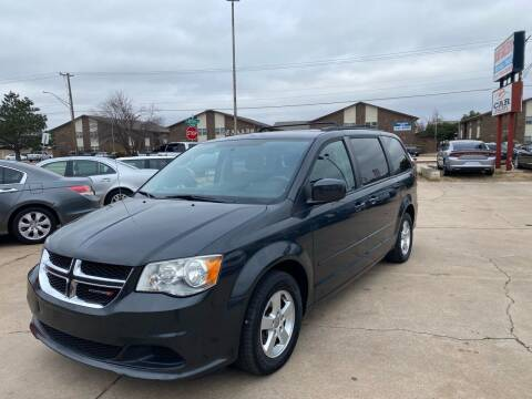 2012 Dodge Grand Caravan for sale at Car Gallery in Oklahoma City OK