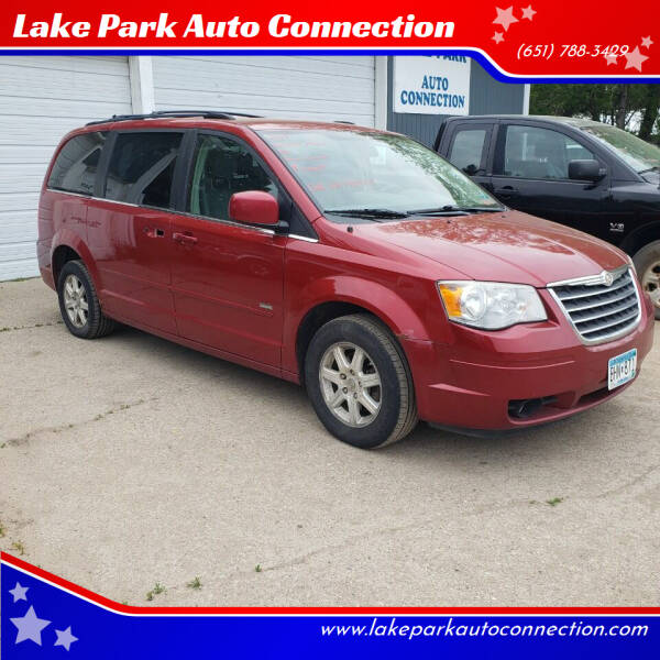 2008 Chrysler Town and Country Touring