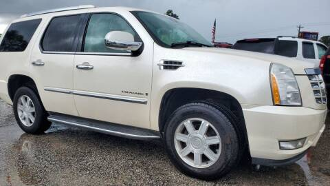 2009 Cadillac Escalade for sale at Rodgers Enterprises in North Charleston SC