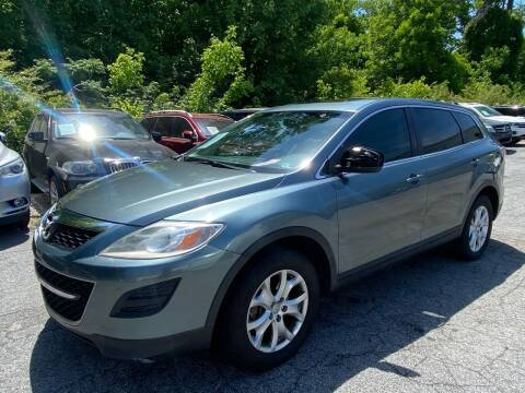 2011 Mazda CX-9 for sale at Car Online in Roswell GA