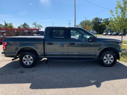 2018 Ford F-150 for sale at SS Auto Pro of Grand Rapids in Kentwood MI
