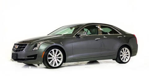 2016 Cadillac ATS for sale at Houston Auto Credit in Houston TX