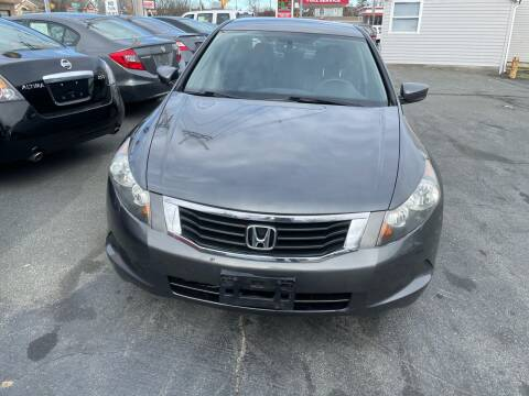 2009 Honda Accord for sale at Better Auto in South Darthmouth MA