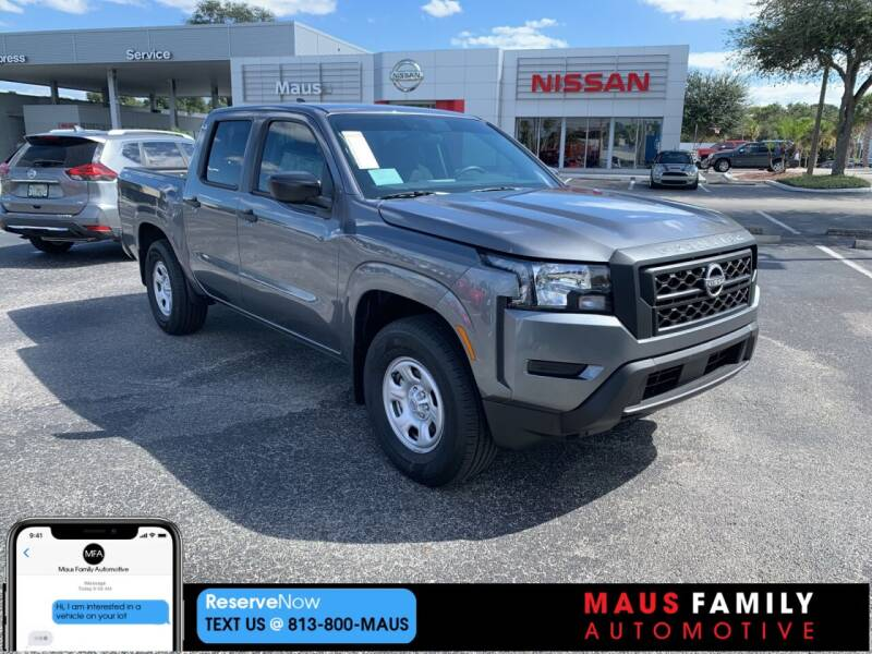 2022 Nissan Frontier for sale in Tampa, FL