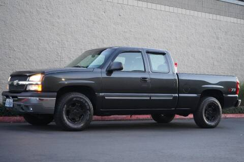 2003 Chevrolet Silverado 1500 for sale at Beaverton Auto Wholesale LLC in Hillsboro OR