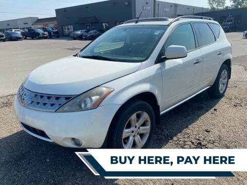 2007 Nissan Murano for sale at Family Auto in Barberton OH