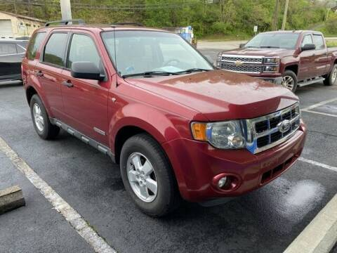 2008 Ford Escape for sale at Tim Short Auto Mall 2 in Corbin KY