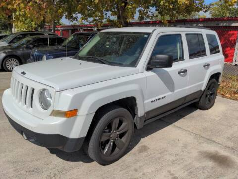 2015 Jeep Patriot for sale at SUNRISE AUTO SALES in Gainesville FL