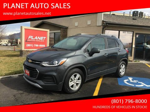 2017 Chevrolet Trax for sale at PLANET AUTO SALES in Lindon UT