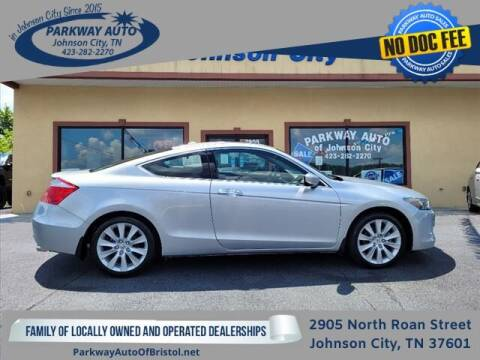 2010 Honda Accord for sale at PARKWAY AUTO SALES OF BRISTOL - PARKWAY AUTO JOHNSON CITY in Johnson City TN
