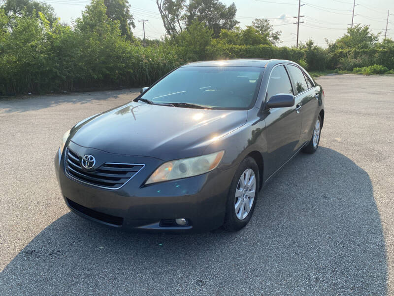 2007 Toyota Camry for sale at Mr. Auto in Hamilton OH