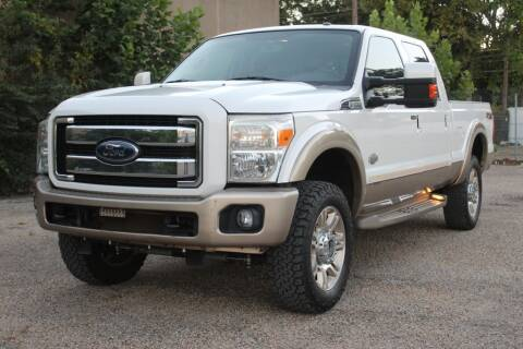 2013 Ford F-250 Super Duty for sale at Flash Auto Sales in Garland TX