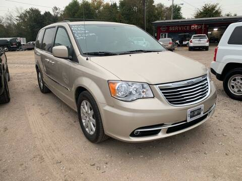 2015 Chrysler Town and Country for sale at CAR CORNER in Van Buren AR