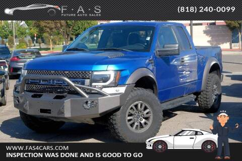 2010 Ford F-150 for sale at Best Car Buy in Glendale CA
