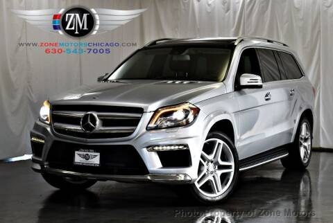 2013 Mercedes-Benz GL-Class for sale at ZONE MOTORS in Addison IL