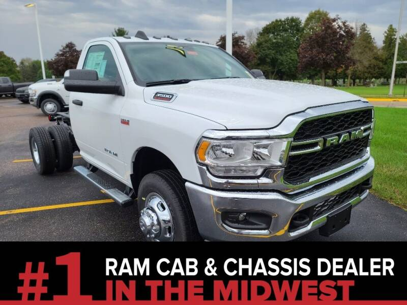 2022 RAM Ram Chassis 3500 for sale in Sauk City, WI
