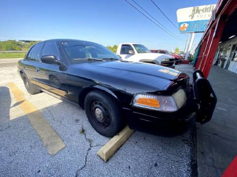 2008 Ford Crown Victoria for sale at ROCKLEDGE in Rockledge FL