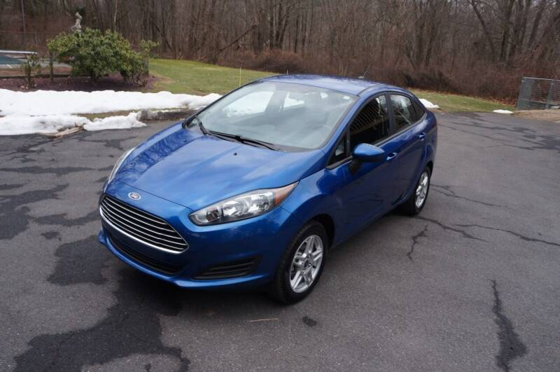 2019 Ford Fiesta for sale at Autos By Joseph Inc in Highland NY