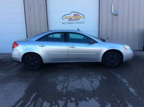 2008 Pontiac G6 for sale at The AutoFinance Center in Rochester MN
