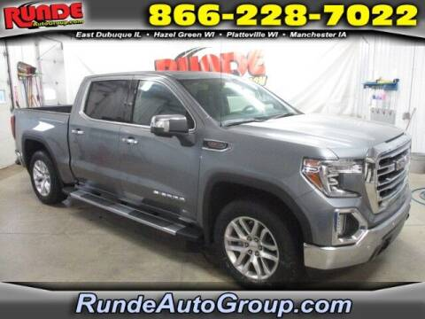 2020 GMC Sierra 1500 for sale at Runde Chevrolet in East Dubuque IL