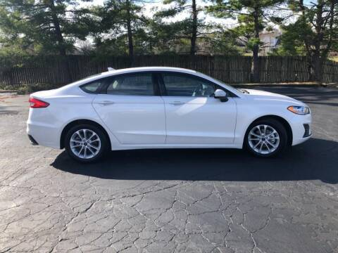 2020 Ford Fusion for sale at St. Louis Used Cars in Ellisville MO