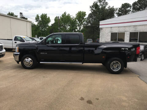 2012 Chevrolet Silverado 3500HD for sale at Northwood Auto Sales in Northport AL