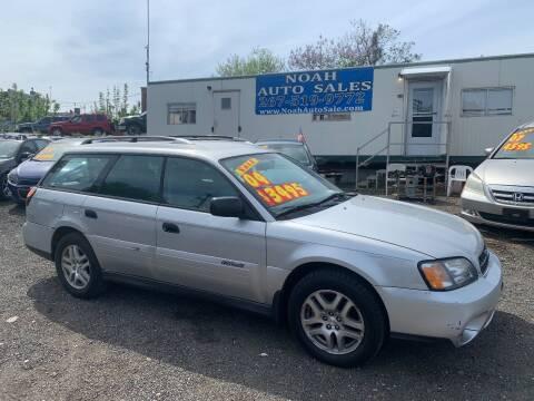 2004 Subaru Outback for sale at Noah Auto Sales in Philadelphia PA