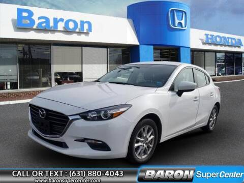 2017 Mazda MAZDA3 for sale at Baron Super Center in Patchogue NY