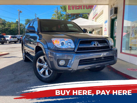 2008 Toyota 4Runner for sale at Automan Auto Sales, LLC in Norcross GA