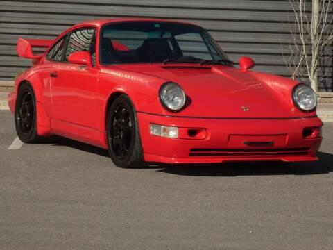 1991 Porsche 911 for sale at Sun Valley Auto Sales in Hailey ID
