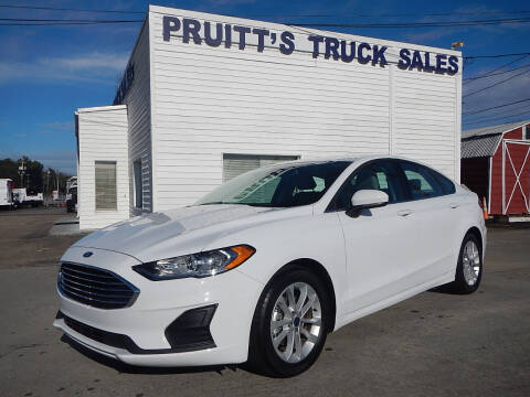 2019 Ford Fusion for sale at Pruitt's Truck Sales in Marietta GA