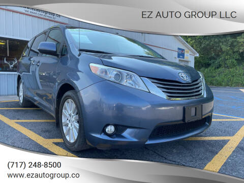 2013 Toyota Sienna for sale at EZ Auto Group LLC in Lewistown PA