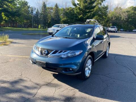 2012 Nissan Murano for sale at Northstar Auto Sales LLC in Ham Lake MN