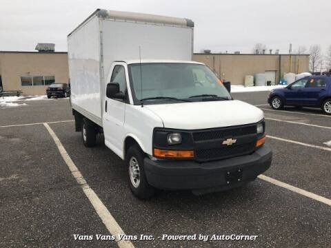 2016 Chevrolet Express Cutaway for sale at Vans Vans Vans INC in Blauvelt NY