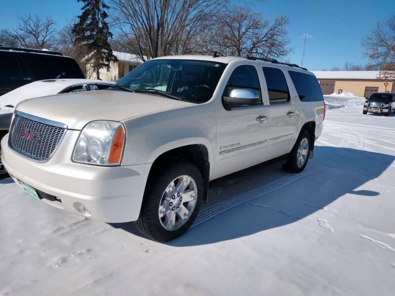 2009 GMC Yukon XL for sale at Paulson Auto Sales in Chippewa Falls WI