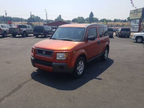 2004 Honda Element for sale at Boise Motor Sports in Boise ID