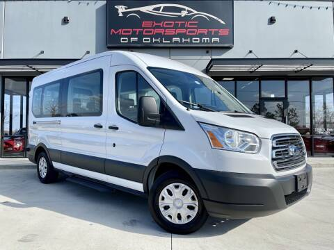 2016 Ford Transit Passenger for sale at Exotic Motorsports of Oklahoma in Edmond OK